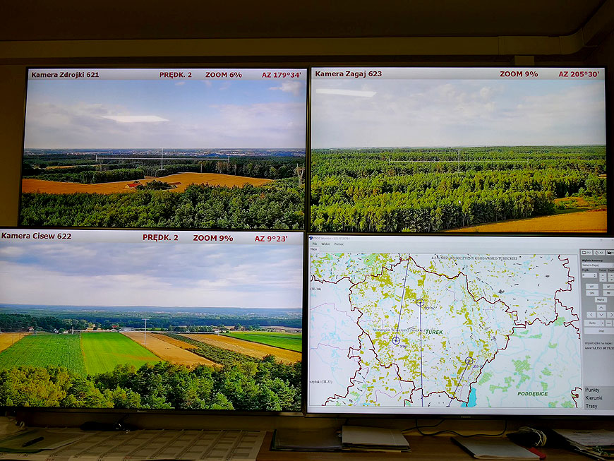 Uwaga na zagrożenie pożarowe w naszych lasach! Nadleśnictwo Turek apeluje o ostrożność