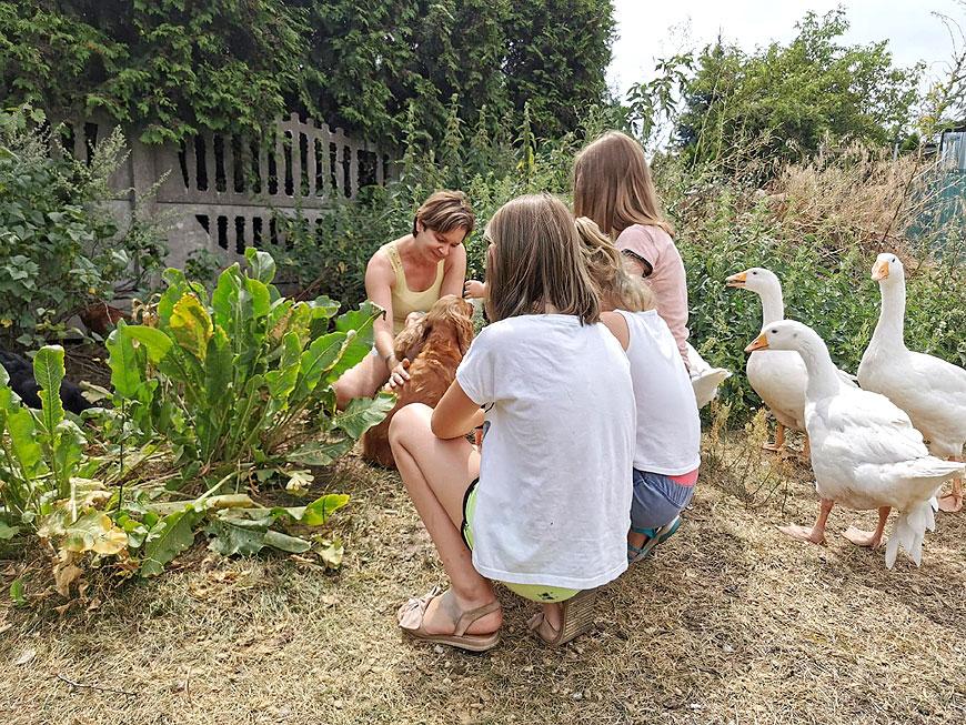 Wywiady: Rodzicielstwo zastępcze - życiowa misja - fot. Zuzanna Szczepocka