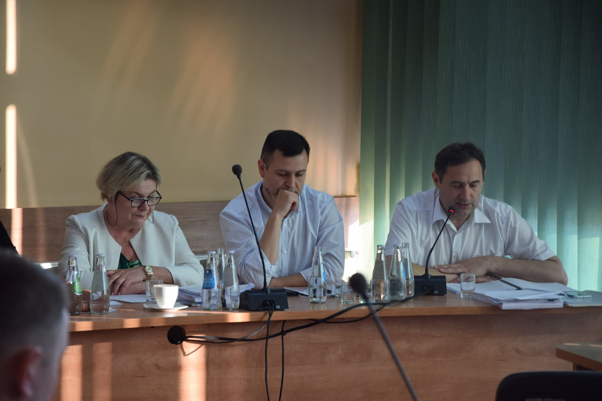 Tuliszków. 9 godzin obrad Rady Miejskiej i brak absolutorium dla Burmistrza za 2019 r. - fot. UGiM Tuliszków