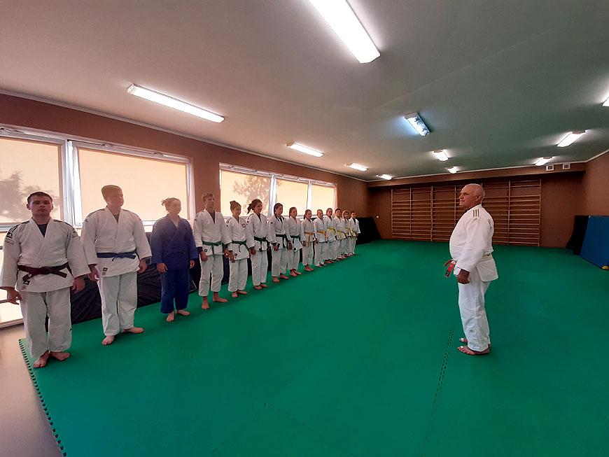 UKS Judo Tuliszków rozpoczęło przygotowania do sezonu