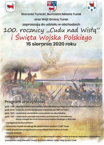 100. rocznica Cudu nad Wisłą
