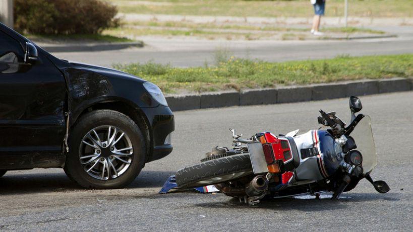 Groźny wypadek w Malanowie. Motocyklista w szpitalu - Zdjęcie ilustracyjne