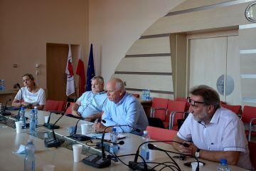 Rozmowy o przyszłości ZE PAK w Powiecie Tureckim