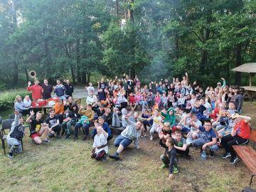 Foto: Sportowe wakacje zawodników KSiSW Turek i...