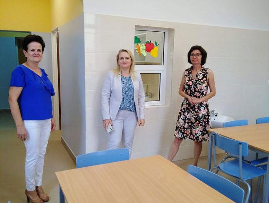 Władysławów. Szkoła w Natalii gotowa na przyjęcie uczniów - fot. UG Władysławów