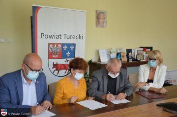 Nowy rodzinny dom dziecka w Powiecie Tureckim