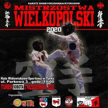 Mistrzostwa Wielkopolski Karate 2020
