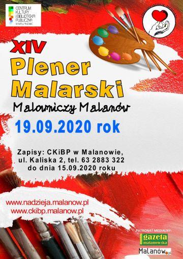 XIV Plener Malarski