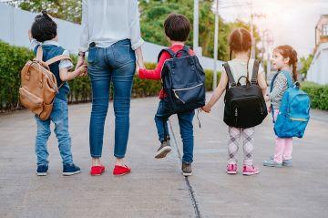 Czym warto wypełnić czas dziecku po szkole?...