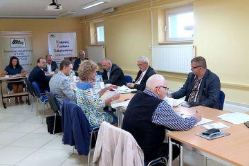 Obradowała Powiatowa Rada Rynku Pracy w Turku