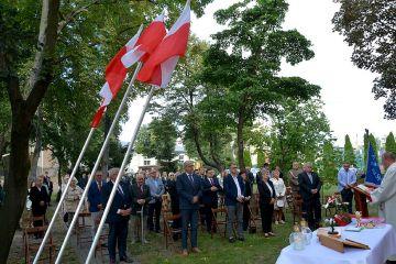 Powiat Tureckim oddał cześć ofiarom napaści...
