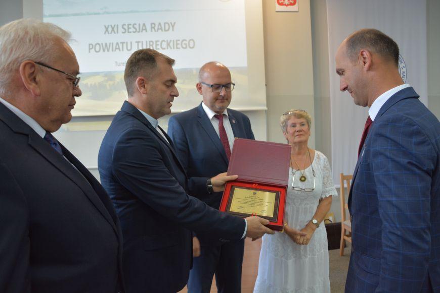 Małżeństwo z Russocic odznaczone przez ministra rolnictwa