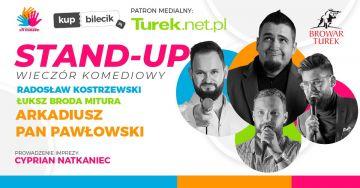 Wieczór komediowy stand-up w Turku