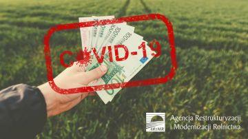 Pomoc dla rolników dotkniętych COVID-19....