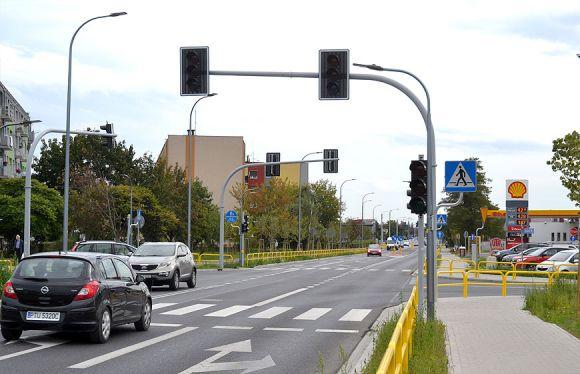 Miasto Turek: Nowe skrzyżowanie Uniejowskiej z Armii Krajowej nadal bez...
