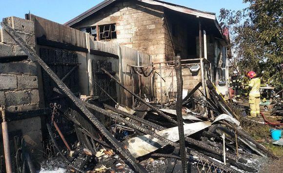 Po pożarze domu w Zadwornej. Potrzebna pomoc...