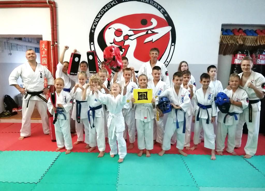 Karate OYAMA dla dzieci to nie tylko sport