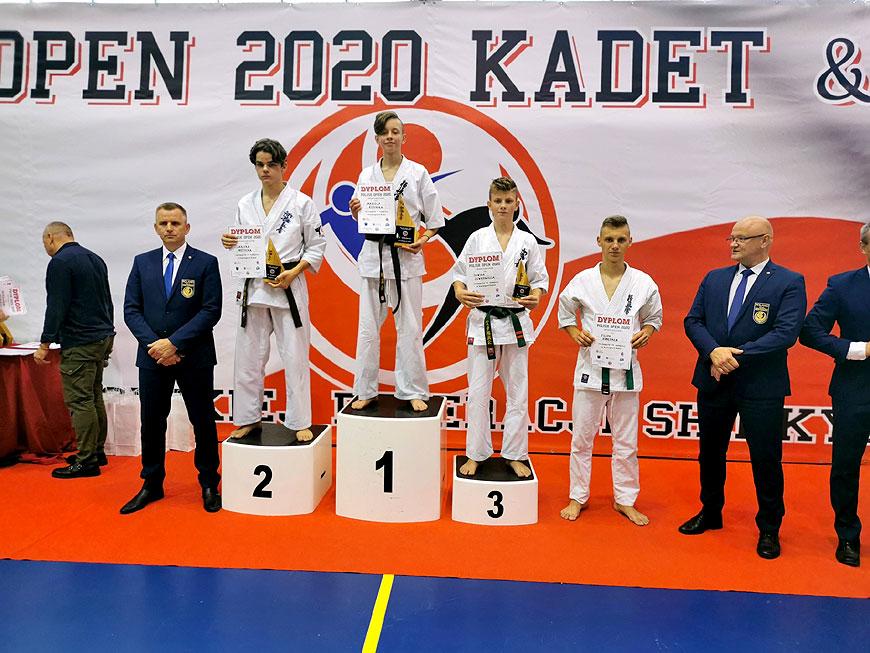 Zawodnicy KSiSW z Turku Mistrzami Polski w Kyokushinkai Karate