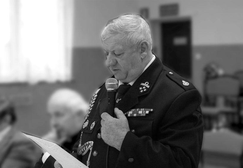 Odszedł Druh Wiesław Miling, wieloletni prezes OSP Władysławów