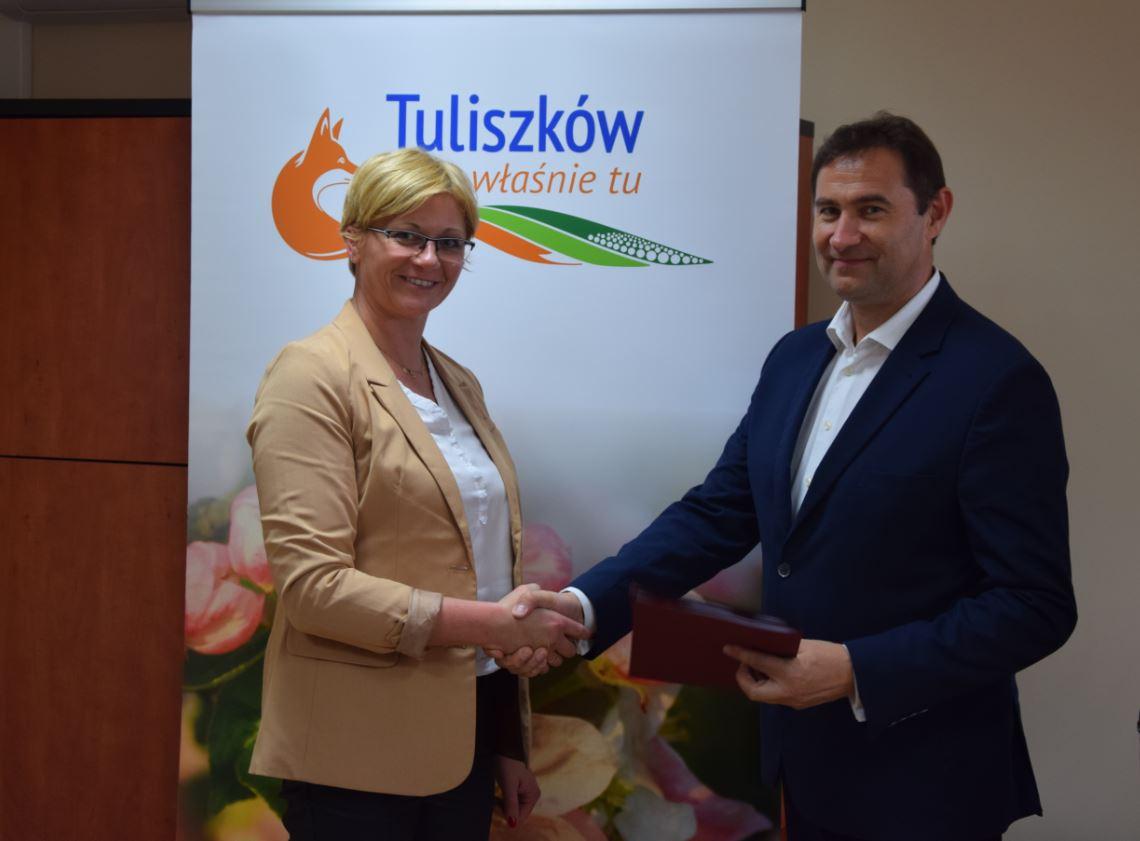 Kolejne dofinansowanie dla gminy Tuliszków na inwestycje drogowe