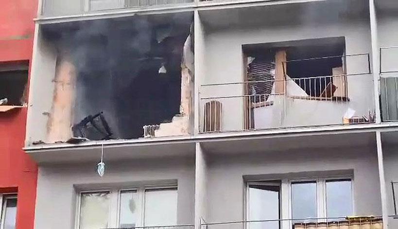 Co z mieszkaniami po wybuchu? Oświadczenie PGKiM - fot. nadesłane przez Czytelnika