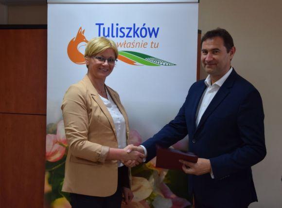 Kolejne dofinansowanie dla gminy Tuliszków na...