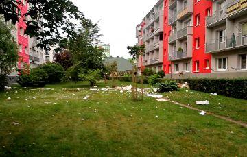 Co z mieszkaniami po wybuchu? Oświadczenie PGKiM