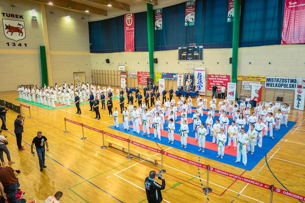 Mistrzostwa karate połączone z charytatywną akcją