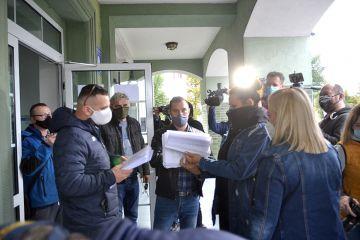 Mieszkańcy złożyli petycje przeciwko...