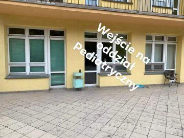 Komunikat Oddziału Dziecięcego w SP ZOZ Turek. Oddział wznawia działalność.