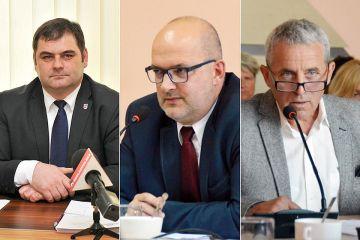 Nadzwyczajna sesja Rady Powiatu. Seńko i...