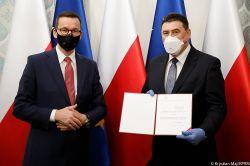 Ryszard Bartosik powołany na wiceministra Rolnictwa i Rozwoju Wsi.