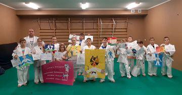 Konkurs plastyczny w UKS Judo Tuliszków