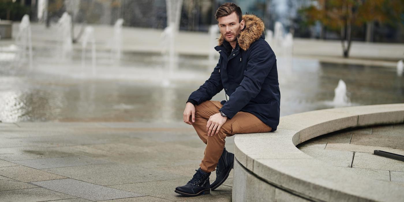 Oto najlepsze kurtki zimowe męskie, które kosztują mniej, niż 200 złotych