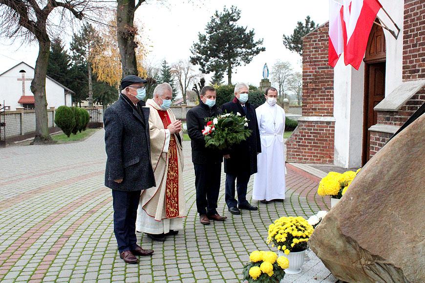 Święto Niepodległości w gminie Przykona