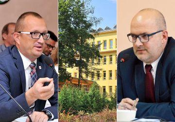 Burmistrz pyta a Starosta zaprasza czyli...