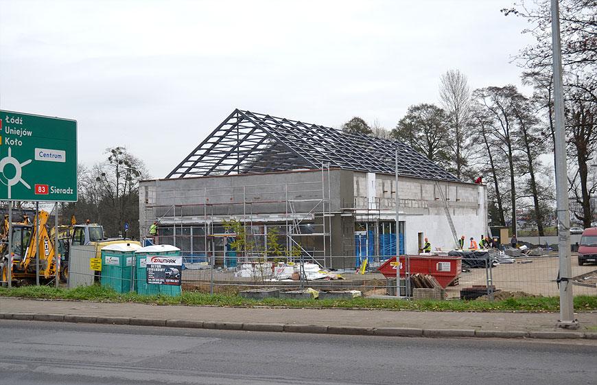 Otwarcie McDonald's w Turku już w grudniu. Prace budowlane na zaawansowanym etapie.