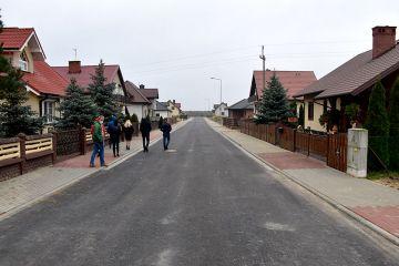 Nowa droga w Kunach. Milionowa inwestycja...