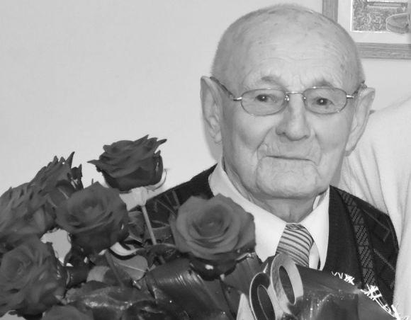 Odszedł Kazimierz Smoliński - najstarszy druh...