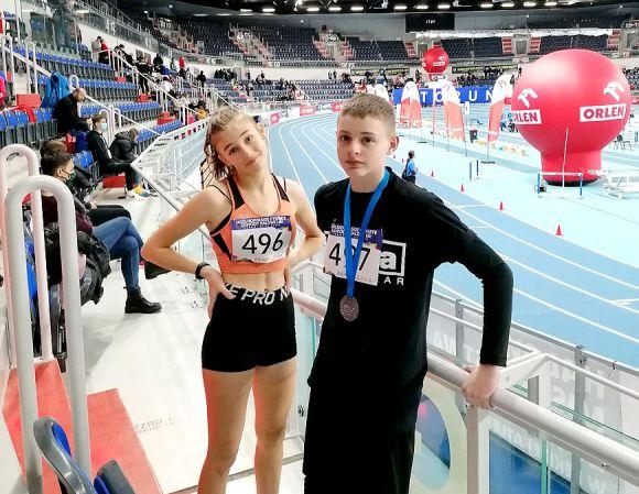 Dobry występ UKS Sprinter na zawodach...