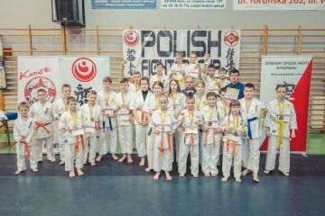 Dobry występ zawodników Klubu Sportów i Sztuk...