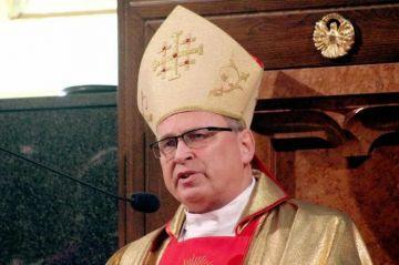 Biskup Mering złożył rezygnację