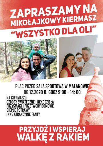 Kiermasz Mikołajkowy