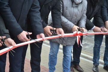 Wideo: Ulica Zdrojki Lewe oficjalnie oddana do...