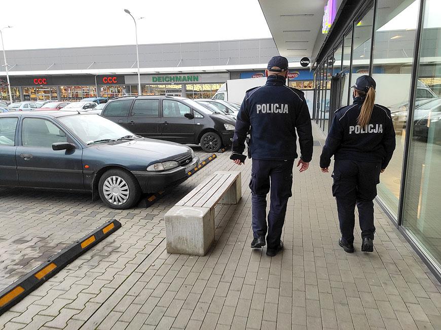 Policja apeluje o odpowiedzialne zakupy przedświąteczne