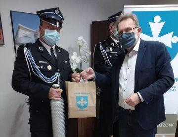 Gmina Brudzew wspiera lokalne jednostki straży...