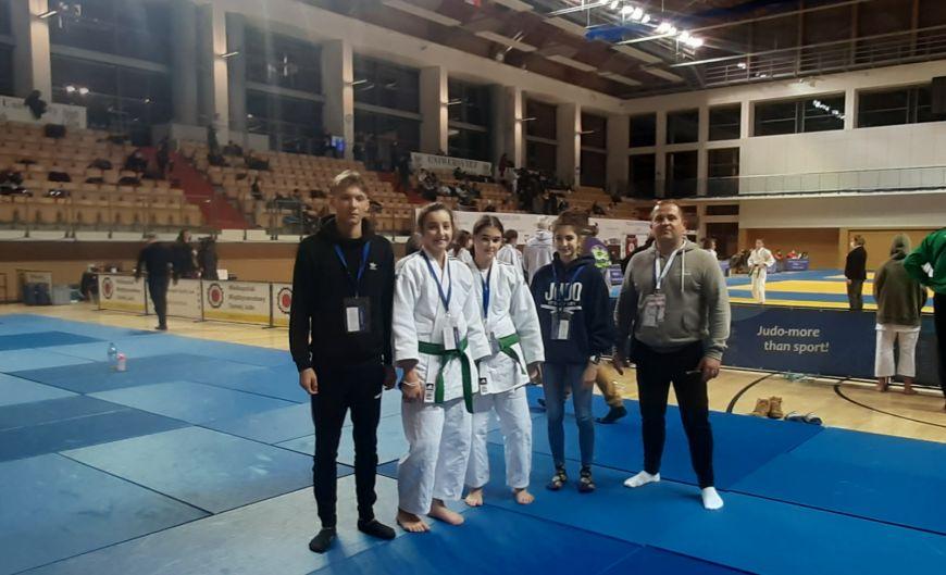 Zawodnicy UKS Judo Tuliszków na Mistrzostwach Polski Młodzików