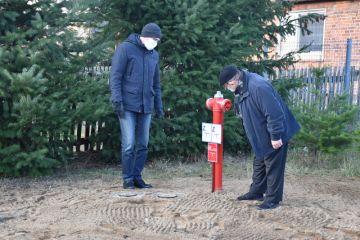 Nowe węzły wodociągowe w miejscowościach Mariantów-Żdżarki, Polichno, Międzylesie i Małoszyna