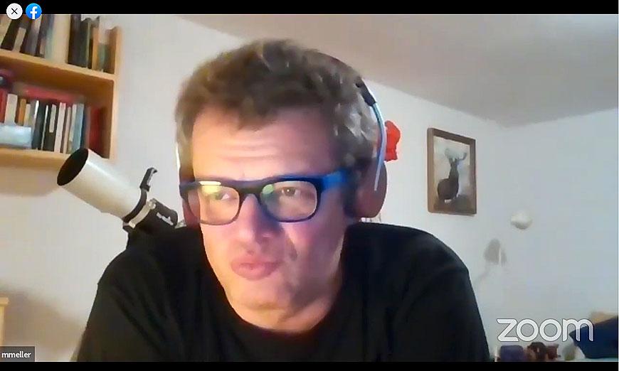 Marcin Meller wirtualnym gościem biblioteki