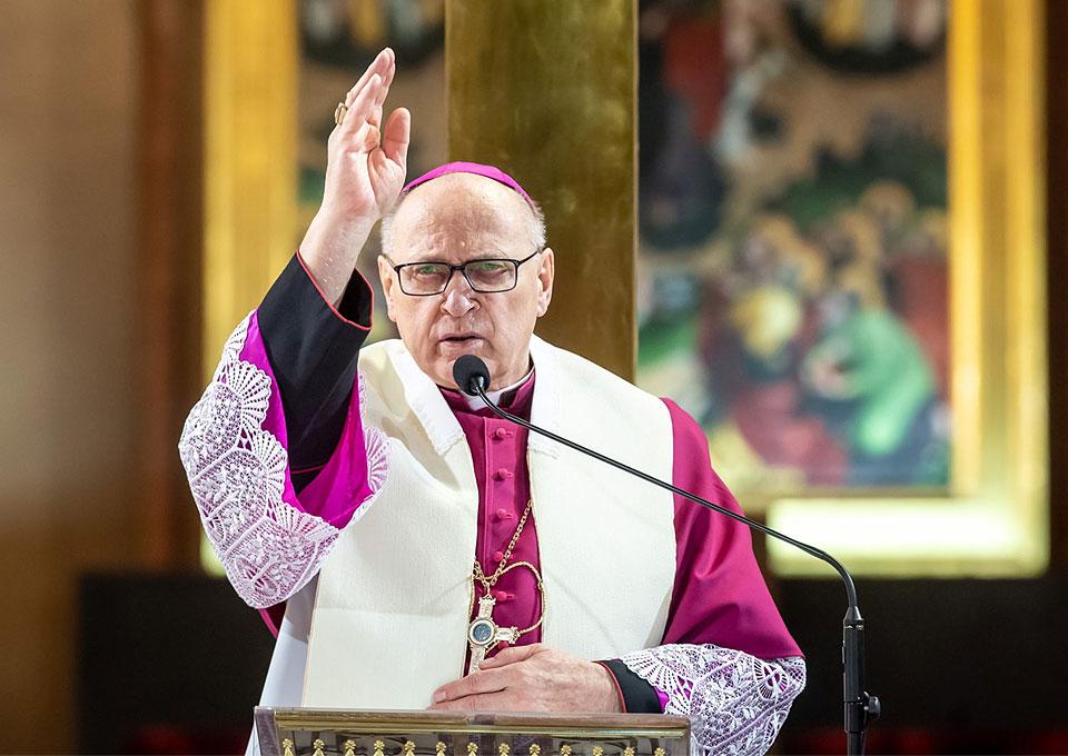 Tegoroczna kolęda w zmienionym terminie i w różnych formach. Jest decyzja biskupa Wiesława Meringa.